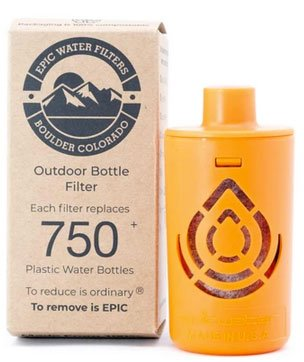 Epic Water Filters Outdoor Adventure Filter 2020 Review