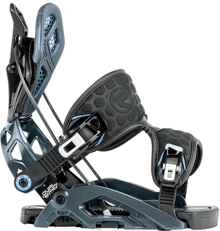 bd533b618f0c Flow Fuse GT 2018 Snowboard Binding Review