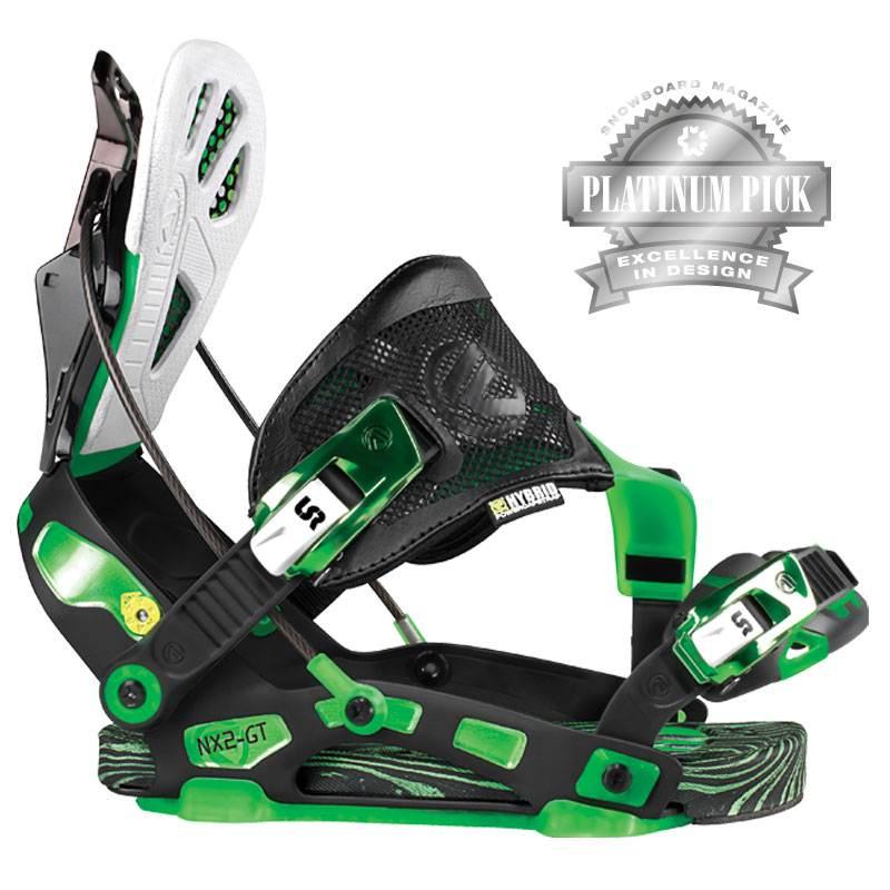 e726883eae8b Flow NX2-GT Snowboard Binding Review