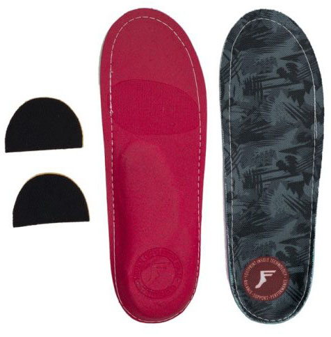 Footprint Low Profile Changers Insole Review