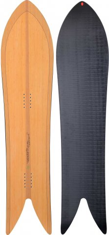 Gentemstick Rocket Fish HP 2015-2020 Snowboard Review