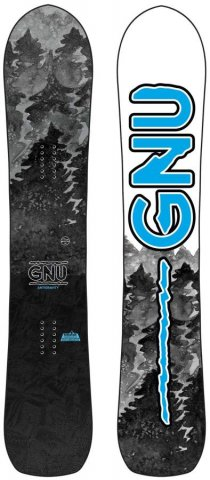 Gnu Antigravity 2019 Snowboard Review