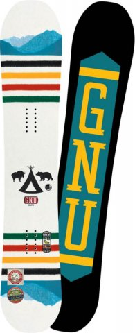 Gnu Beauty 2016-2014 Snowboard Review