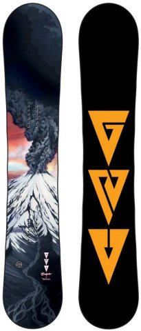 Gnu Billy Goat 2010-2019 Snowboard Review