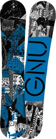 Gnu Carbon Credit 2010-2016 Snowboard Review