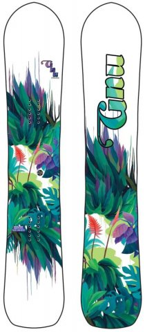 Gnu Chromatic 2019 Snowboard Review
