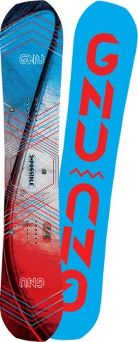 Gnu Eco Impossible 2015-2016 Snowboard Review