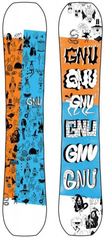 Gnu Money 2019 Snowboard Review