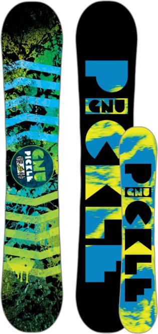 2013 Gnu Riders Choice C2BTX Snowboard Review | agnarchy.com