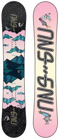 Gnu Velvet 2013-2019 Snowboard Review