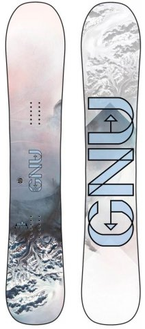 GNU Whip 2020 Snowboard Review