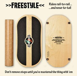Goofboard Freestyle Review And Buying Advice