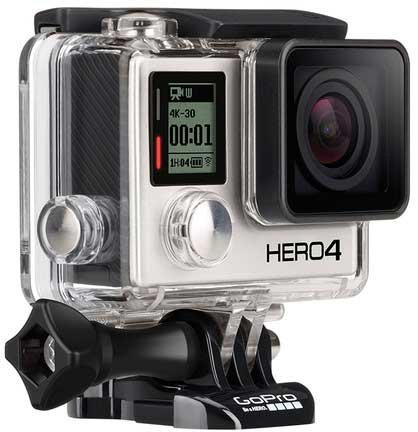 GoPro Hero 4 Black Review From a Snowboarders Perspective