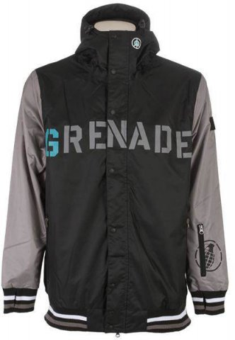 Grenade Baseball Snowboard Jacket Review