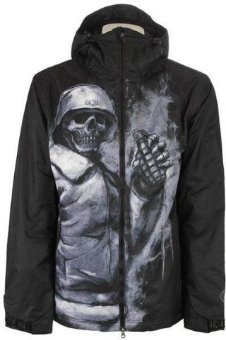Grenade Sullen Snowboard Jacket Review
