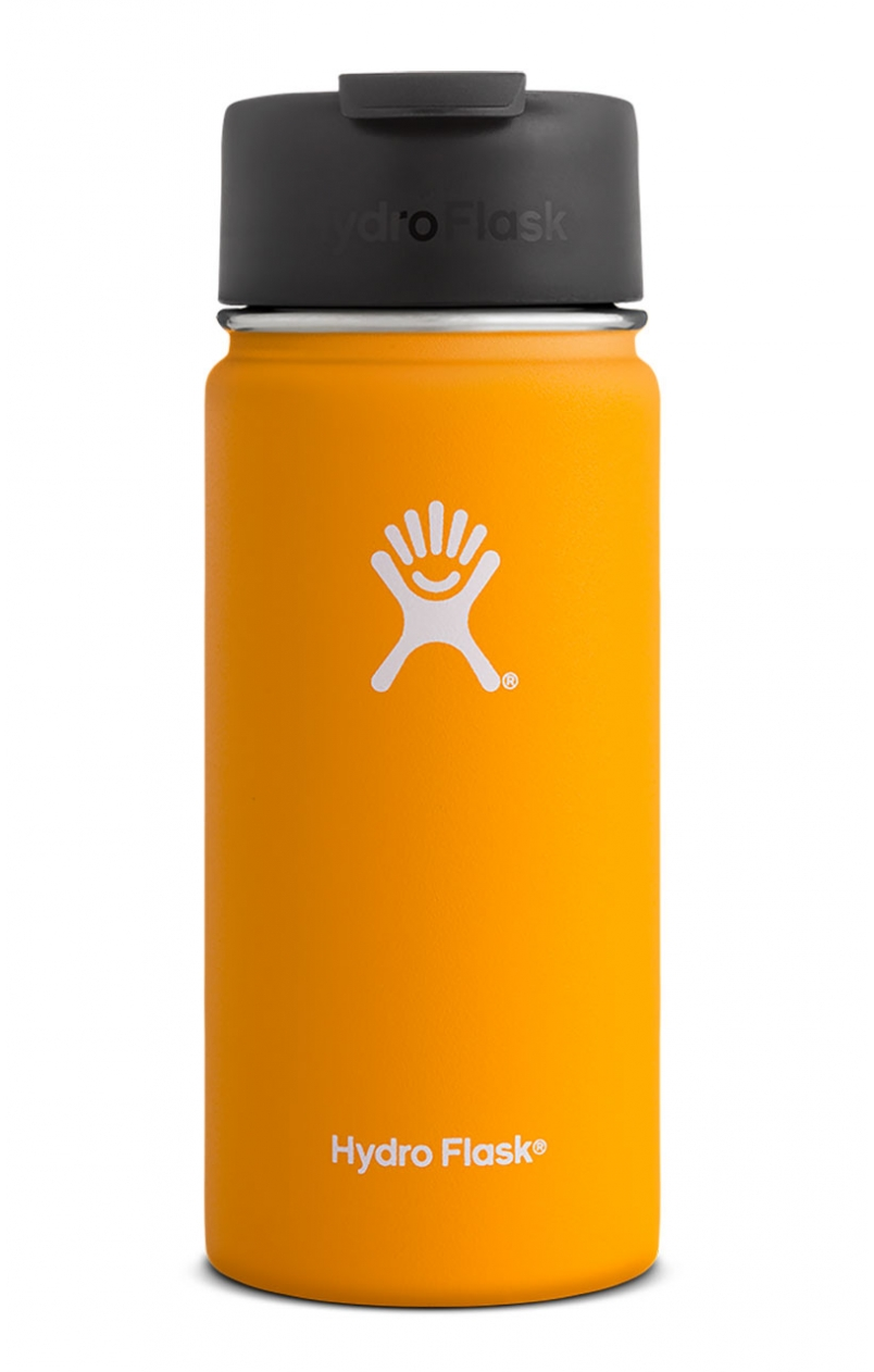 image hydro-flask-stainless-steel-vacuum-insulated-water-bottle-16-oz-wide-mouth-flip-cap-mango-jpg