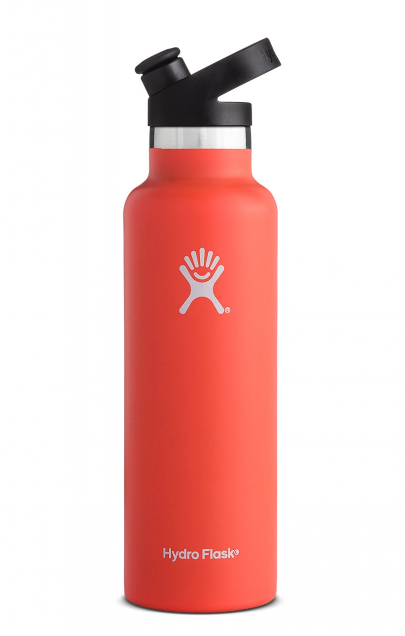 Hydro Flask Hydration 21 Oz Review The Good Ride