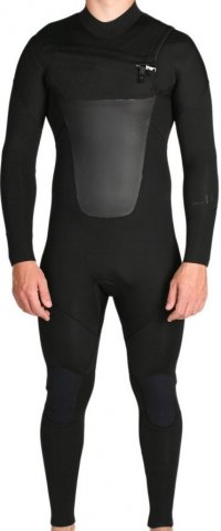 Imperial Motion Lux Deluxe 4/3 Chest Zip Wetsuit Review