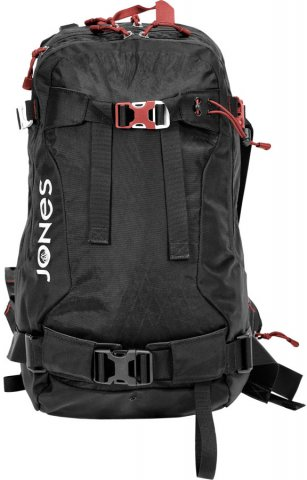 Jones Backpack 30L Removable Air System Review And Buying Advice