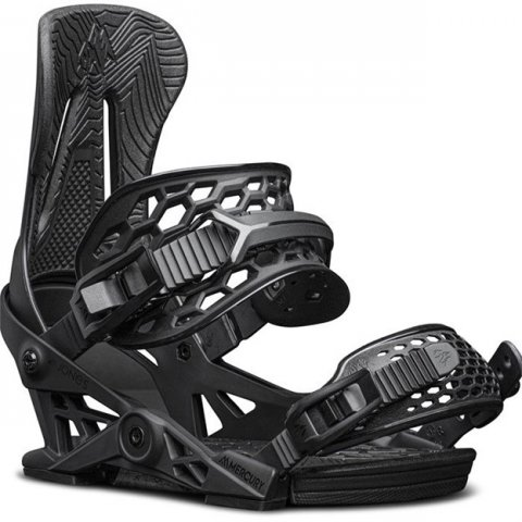 Jones Mercury 2019 Snowboard Binding Review
