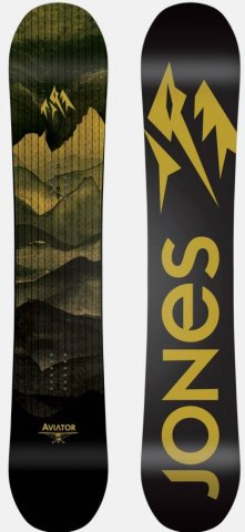 Jones Aviator 2014-2017 Snowboard Review