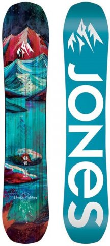 Jones Dream Catcher Women's 2020 Snowboard Review