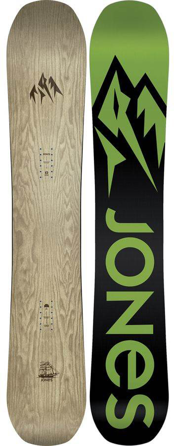 9675b1eab56 Jones Flagship 2011-2019 Snowboard Review