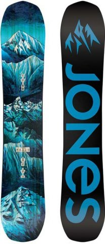 Jones Frontier 2020 Snowboard Review