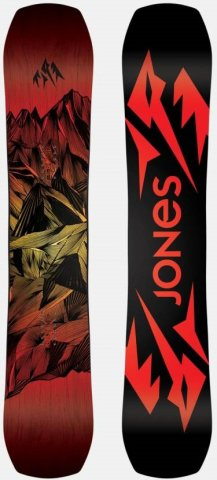 Jones Mountain Twin 2011-2020 Snowboard Review