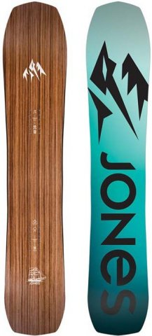 Jones Women's Flagship 2013-2019 Snowboard Review