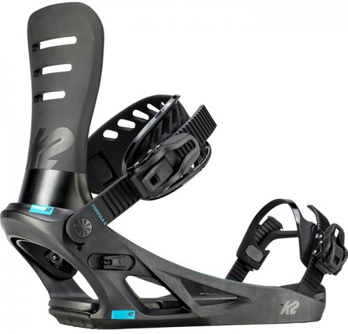 K2 Formula C 2019 Snowboard Binding Review