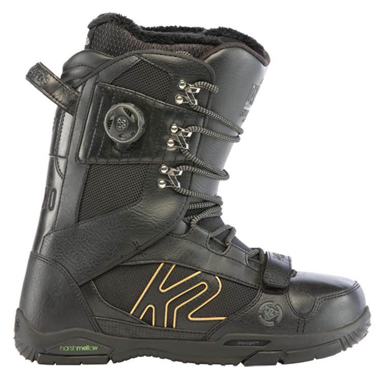 image k2-darko-snowboard-boots-2013-black-front-jpg
