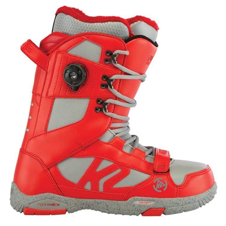 image k2-darko-snowboard-boots-demo-2013-red-front-jpg