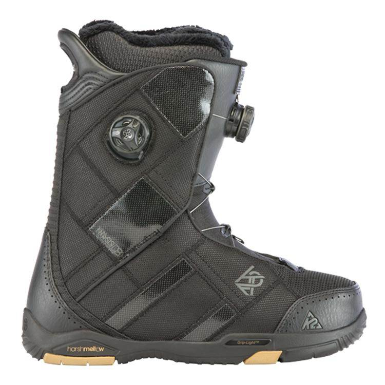 image k2-maysis-snowboard-boots-2013-black-front-jpg