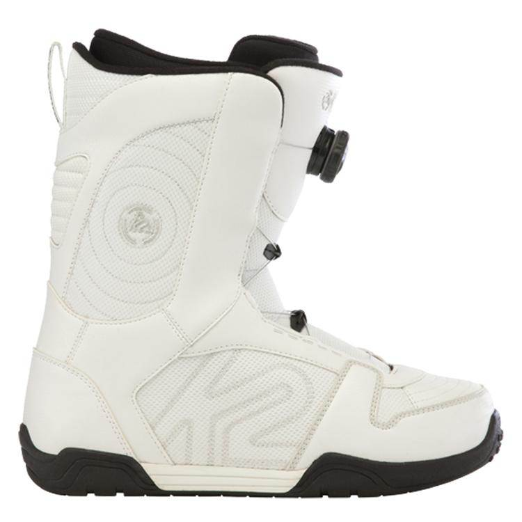 image k2-outlier-boa-snowboard-boots-demo-2013-white-front-jpg