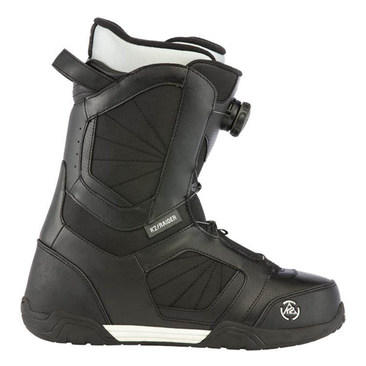 image k2-raider-snowboard-boots-2013-black-front-jpg