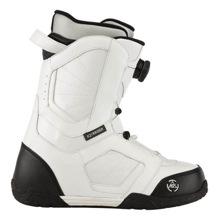 image k2-raider-snowboard-boots-2013-white-front-jpg