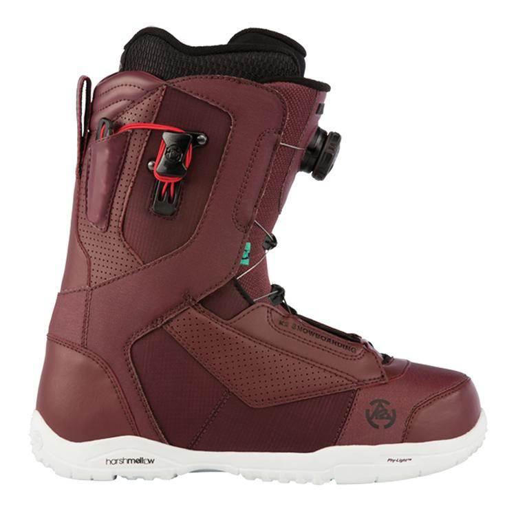 image k2-ryker-snowboard-boots-demo-2013-burgandy-front-jpg