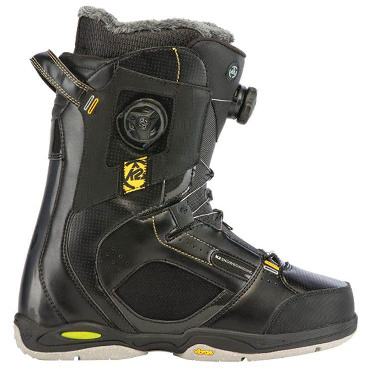 image k2-thraxis-snowboard-boots-2013-black-front-jpg