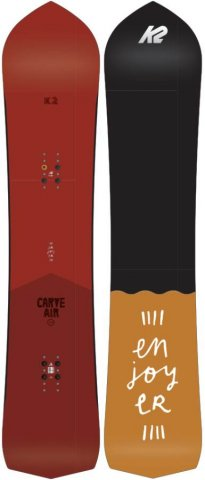 K2 Carve Air 2017 Snowboard Review
