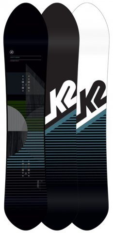 K2 Eighty Seven 2017-2019 Snowboard Review