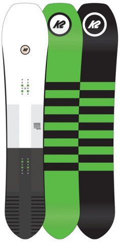 K2 Overboard 2020 Snowboard Review