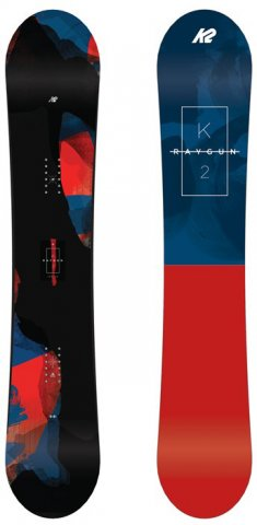 K2 Raygun 2010-2019 Snowboard Review