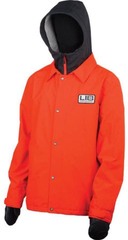 Lib Tech Assistant Coach Snowboard Jacket Review