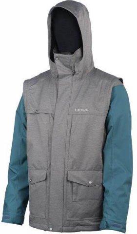 Lib Tech Kraftsmen Snowboard Jacket Review