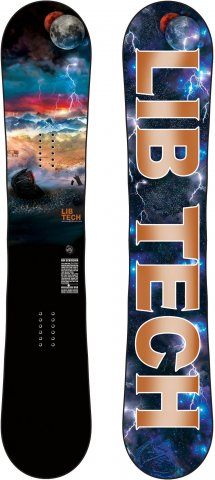 Lib Tech Box Scratcher 2011-2019 Snowboard Review