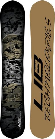 Lib Tech Dark Knife 2016 Snowboard Review