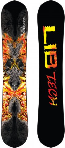 Lib Tech Hot Knife 2013-2019 Snowboard Review