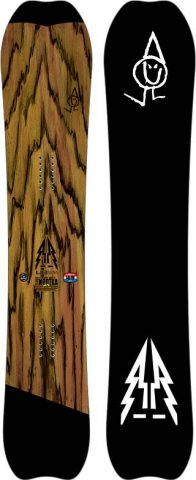 Lib Tech Nootka FM 2016 Snowboard Review