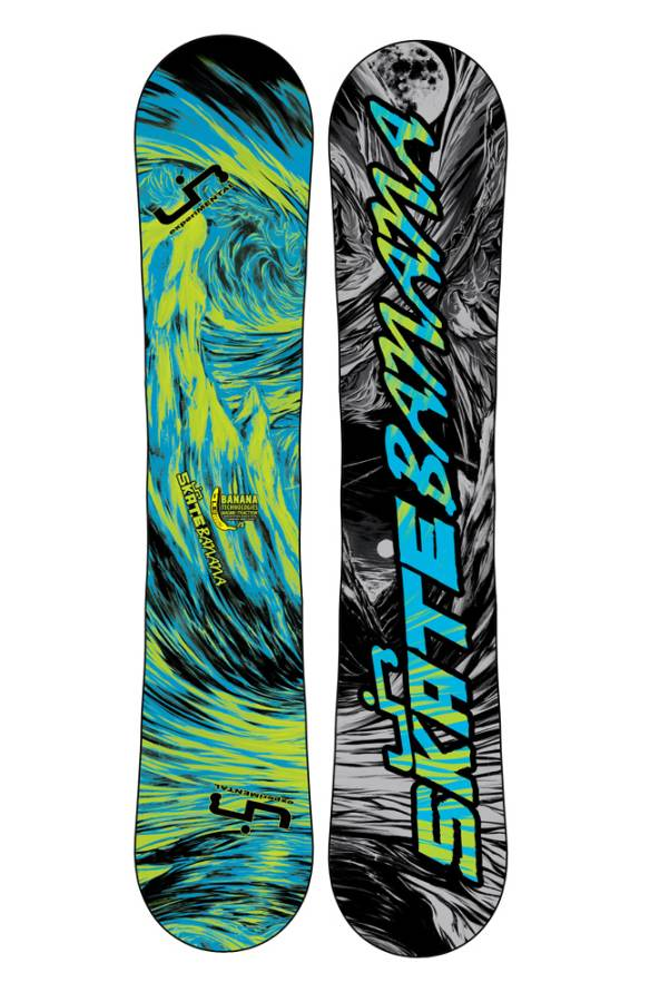 Lib Tech Skate Banana 2010 2017 Snowboard Review